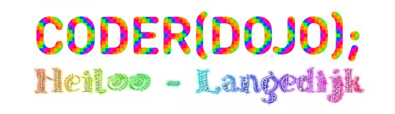 Welkom op de Coder Dojo site van samenwerkende Bibliotheken Heiloo en Langedijk.